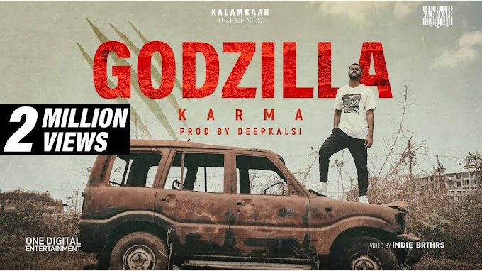 GODZILLA LYRICS - KARMA Lyrics