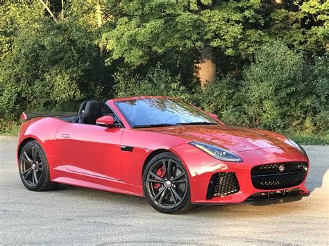 jaguar  type svr convertible  drive review
