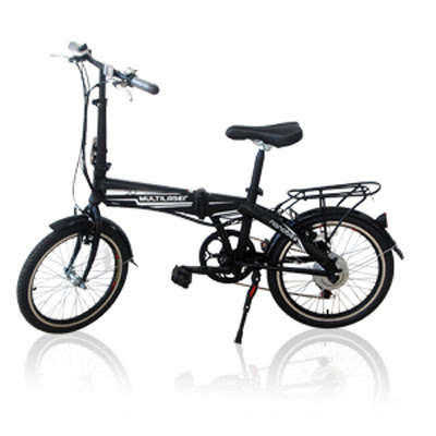 Bicicleta Elétrica Nano Bike 20 – AU700 Multilaser