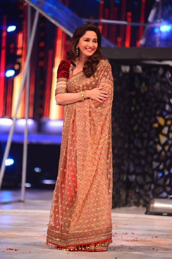 madhuri-dixit-blouse-designs-jhalak-dikhla-jaa