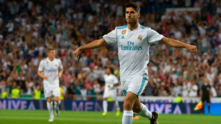 Marco Asensio signs Real Madrid contract that runs until ...