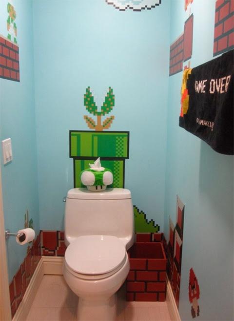 тоалетна Марио