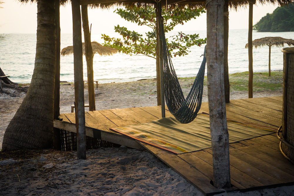 Koh-Ta-Kiev-The-Last-Point-Cambodia-getting-there-hammocks-beach-accommodations-Buddha-Drinks-Fanta-03334
