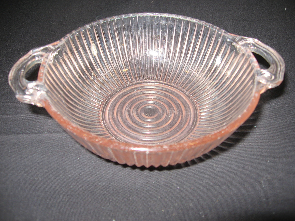 PINK DEPRESSION GLASS PATTERN | Collectors Weekly