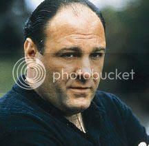 Boss Tony Soprano
