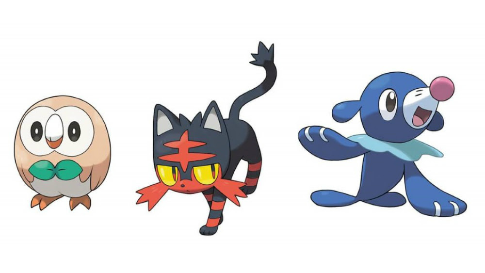 Pokemon Company accidentally leaks the Pokemon Sun and Moon final evolutions screenshot