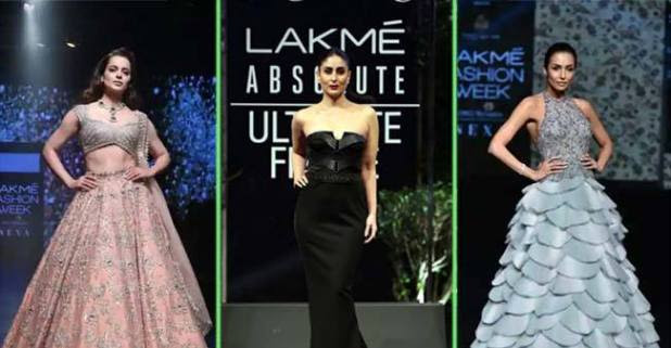 From Kareena to Kangana, These Actresses are Ruling at the Lakme Fashion Week 2019