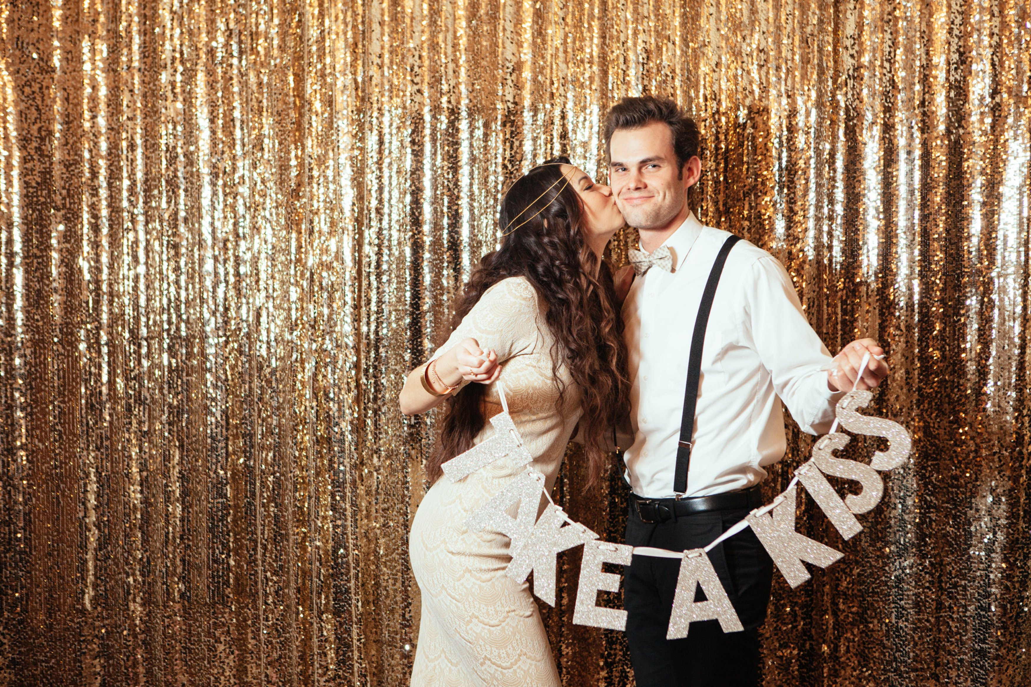 New Years Eve Engagement Party Wedding Photography Las Vegas