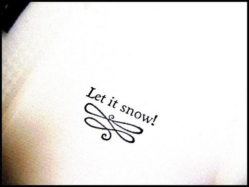 let it snow 3