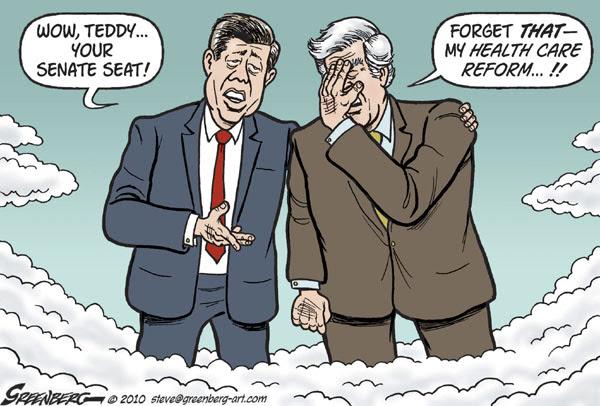 Cartoon by Steve Greenberg