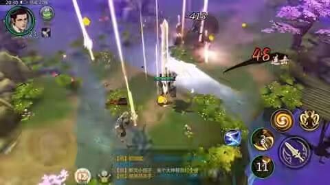 cách làm nhiệm vụ game kiếm thế Online 3D