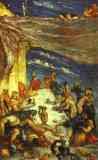 Paul Cézanne.  Le Festin (O Banquete).