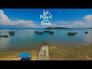 Quay phim du lịch đảo cái Chiên Quảng Ninh