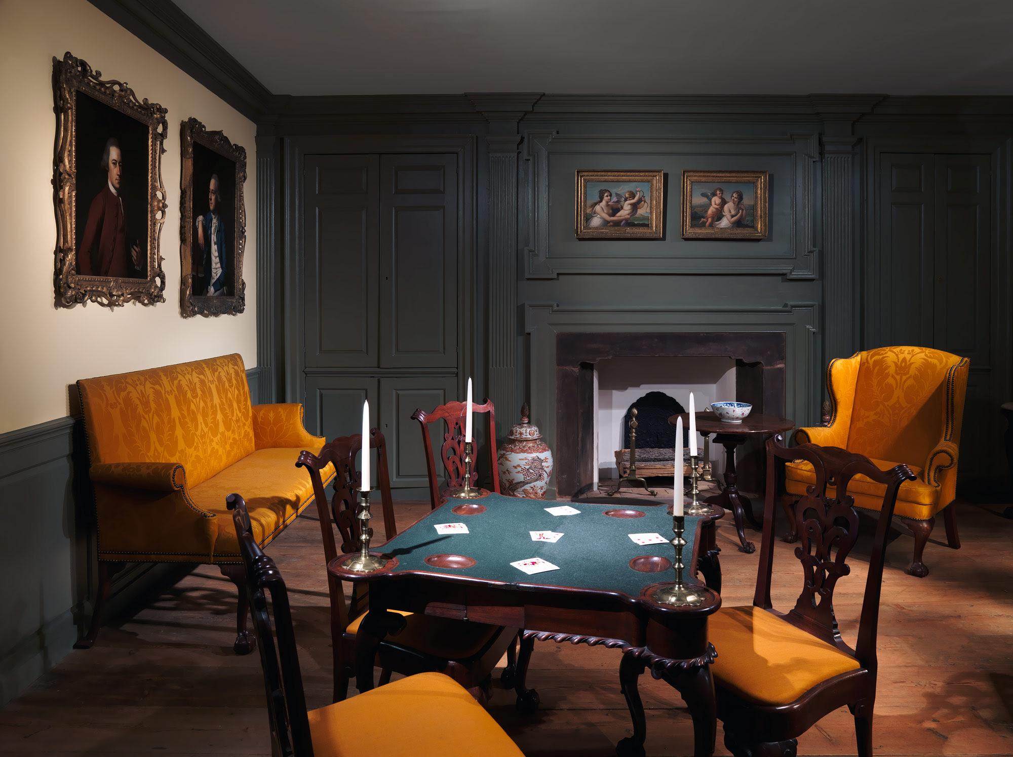 georgian house modern interior - Zion Star