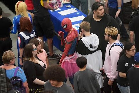 2019 Amazing Las Vegas Comic Con
