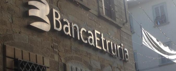 Banca Etruria, perquisite 14 società. Anche del settore outlet, in cui ex presidente Rosi era in affari con papà Renzi