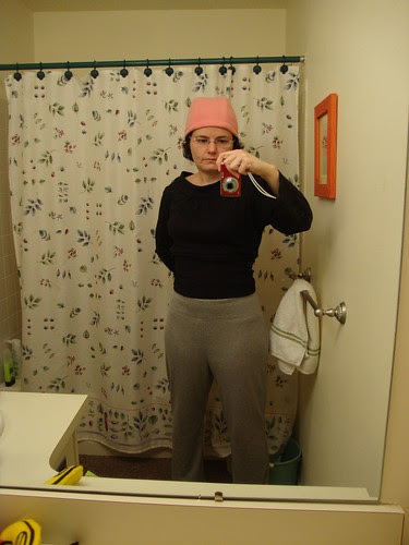 yoga style pants wearable muslin