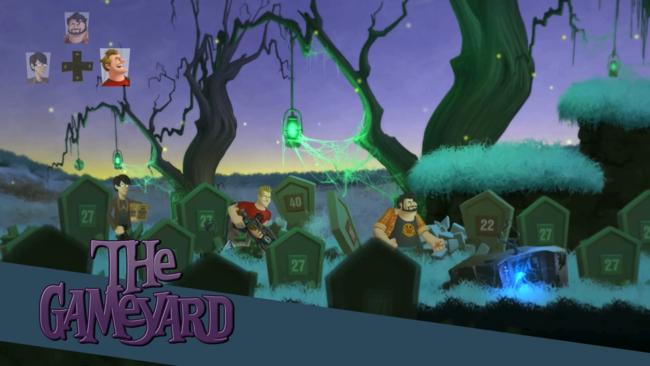 Gameyard Screen