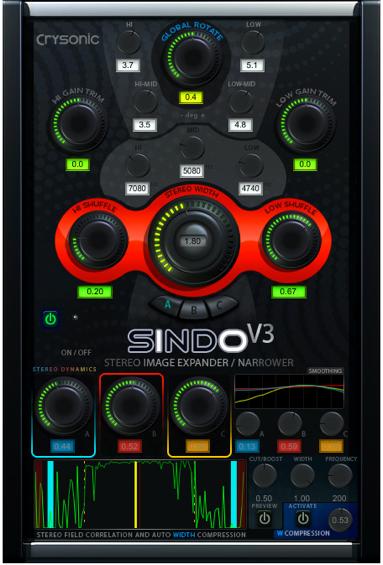 SINDO V3 :: Crysonic