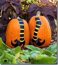 No-Carve Pumpkins