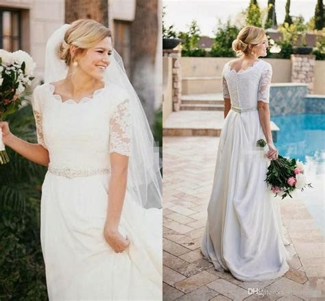 Casual Plus Size Beach Wedding Dresses   biwmagazine.com