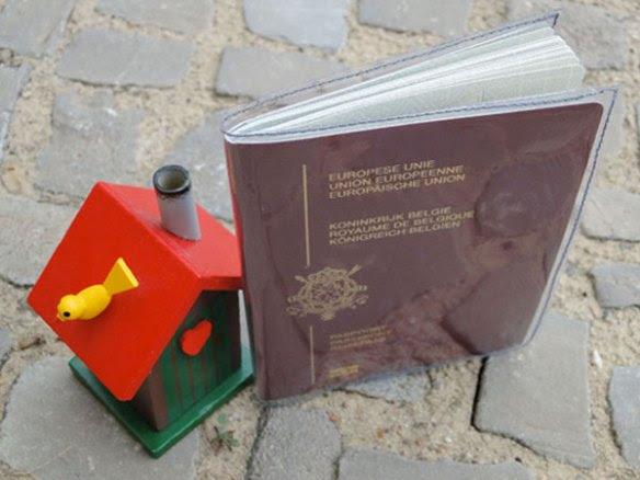 Diy Passport Cover Coco Lapine Designcoco Lapine Design
