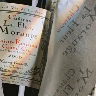 Château La Fleur Morange 2000