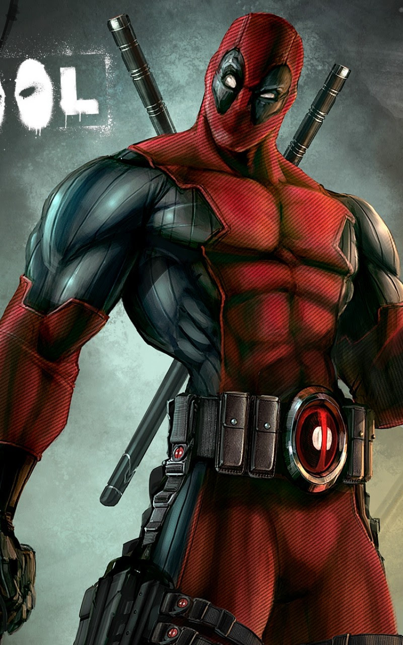 Download 800x1280 Deadpool Marvel Comics Wallpapers For Galaxy