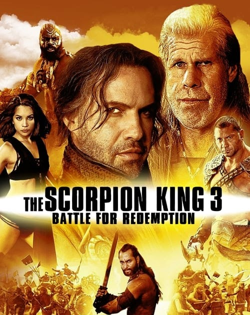 The Scorpion King 3: Battle for Redemption (2012) Phim