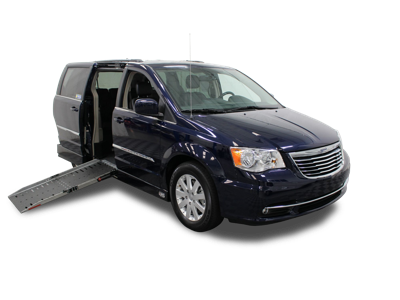 Wheelchair Vans Handicap Van Conversions Ams Vans