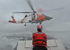 Aids to Navigation Team Kodiak conducts helico...