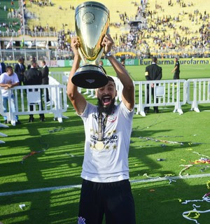 Vinicius Del'Amore, Corinthians (Foto: Marcos Ribolli)