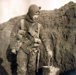 Life in the Trenches - WW1 and the Experiences of the Aussies