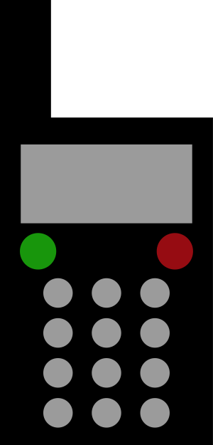 scheme of mobile phone