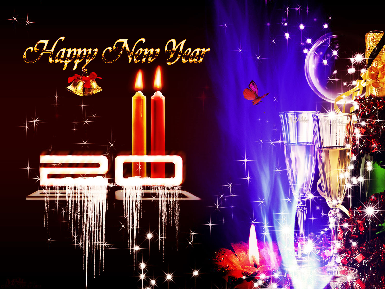 Happy New Year To All Good Morning Baghdad By The Bay