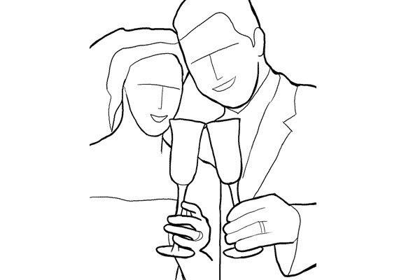 Позирование: позы для свадебной фотографии 17