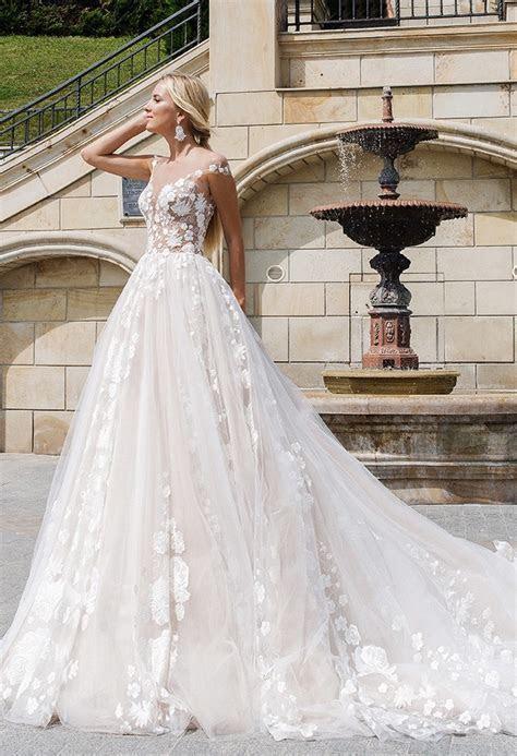 Glamorously Elegant Oksana Mukha Wedding Dresses   MODwedding