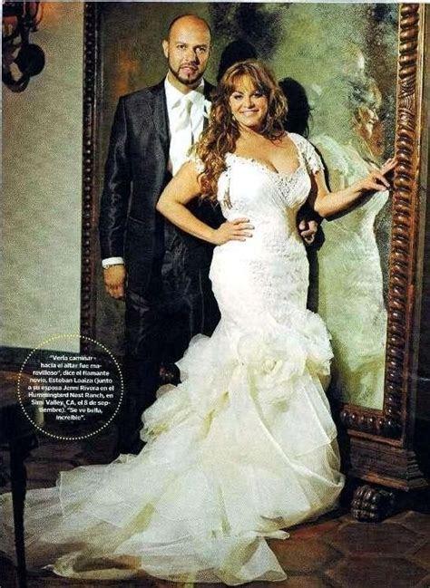 Jenni in her wedding dress   Jenni Rivera   Pinterest