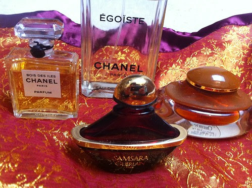 Sandalwood Perfumes