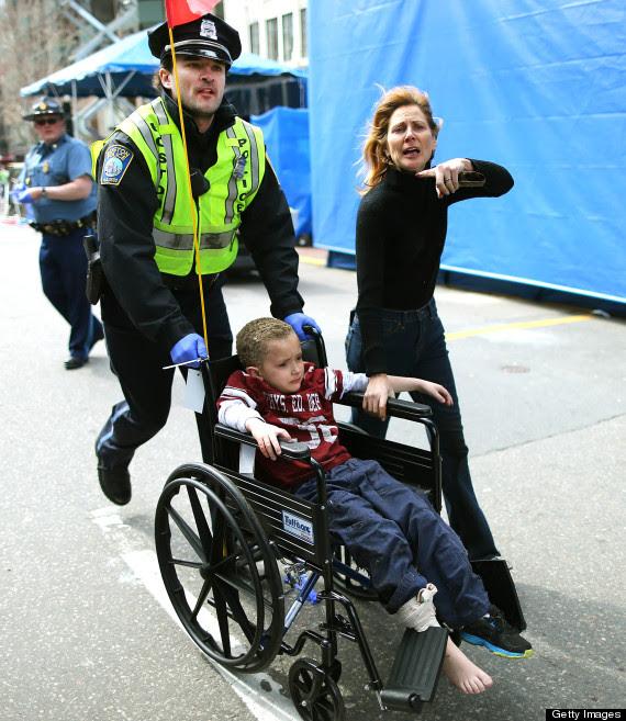 boston marathon explosions first responders