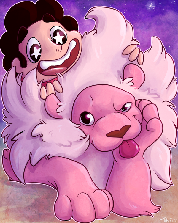 so i absolutely ADORE Steven universe. started it, AND got current while feeling sick during this last week Super rusty as I go right now, Just not feeling 100% yet, but working my way there. To se...