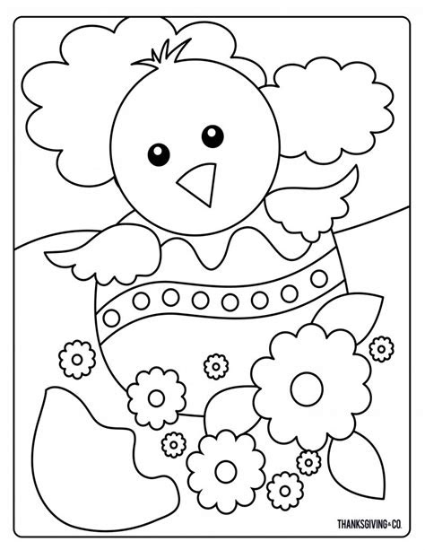 easter coloring pages ms cats honest world