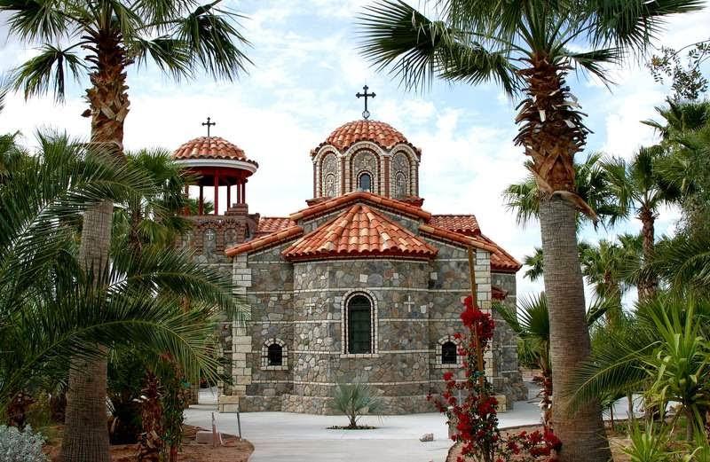 Οδοιπορικό στο Μοναστήρι του Αγίου Αντωνίου στην Αριζόνα