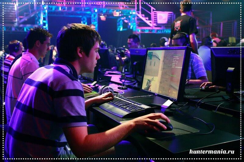Онлайн-игры. Во что играют в интернете?