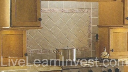 Backsplash patterns Kitchen backsplash ideas pictures 2010