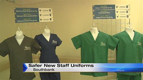 baptist health distributes  protective uniforms
