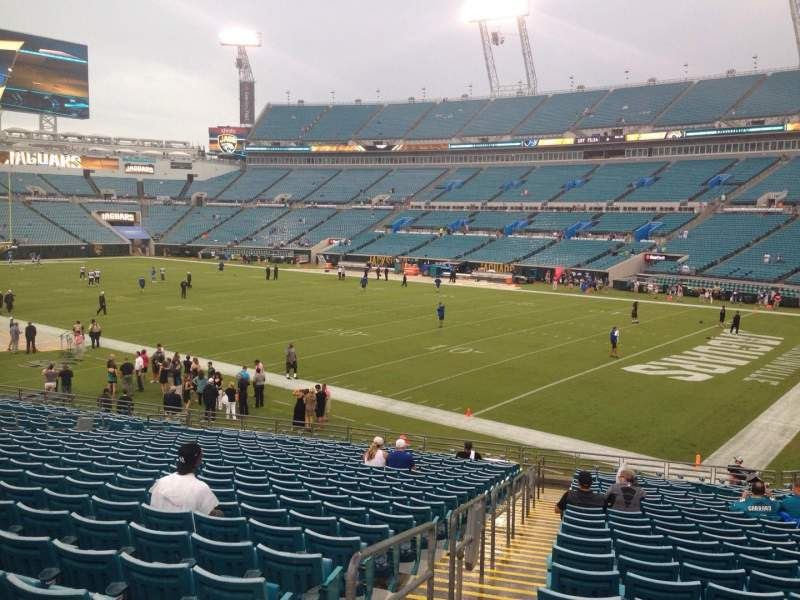 EverBank Field, home of Jacksonville Jaguars, page 2