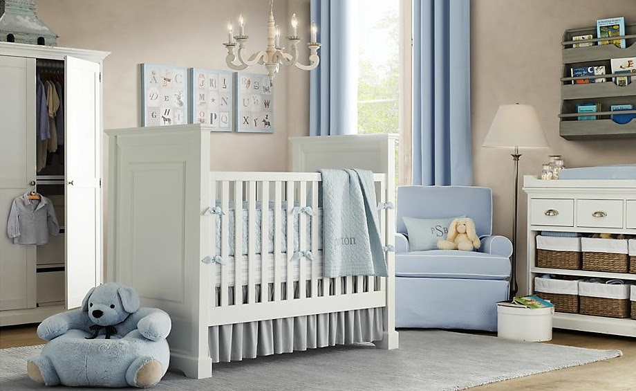 Baby Boy Bedrooms Decorating Ideas | Baby Interior Design