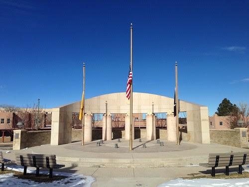 Bataan Memorial, Santa Fe