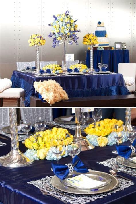 Yellow Wedding Decorations